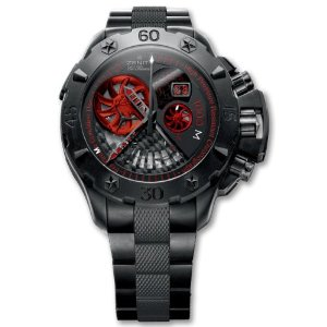 Zenith Defy Xtreme Stealth Open Chronograph Titanium Limited
